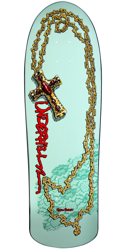 Powell Peralta Ray Underhill Cross - Mint - 9.7in x 31.13in - Skateboard Deck