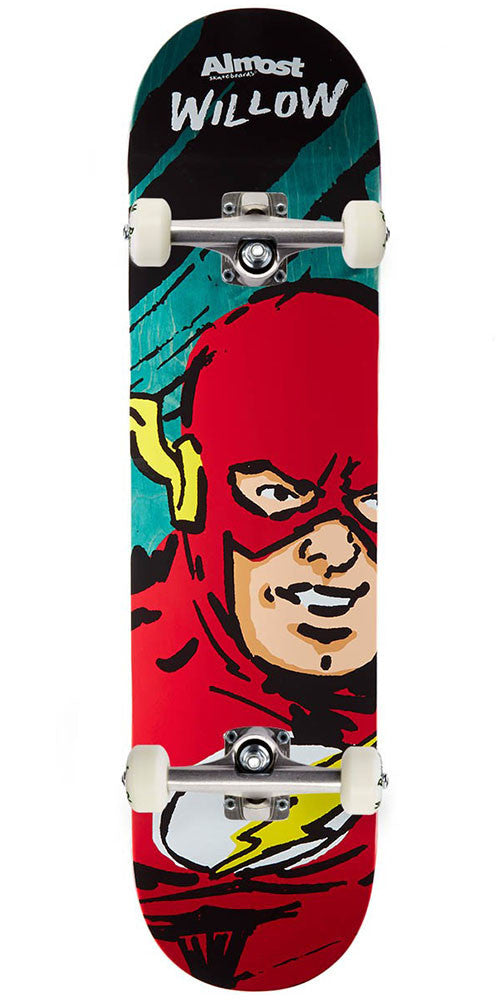 Almost Willow Sketchy Flash R7 - Multi - 7.75in - Skateboard Deck