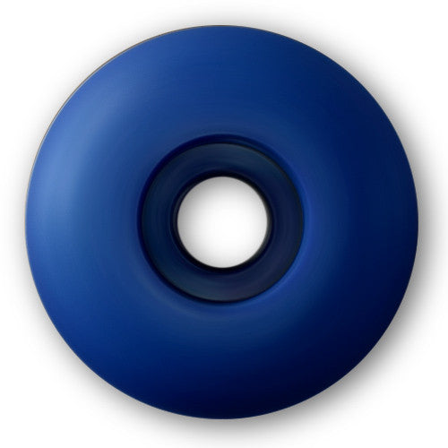 Rock On - Blue - 53mm 99a - Skateboard Wheels (Set of 4)