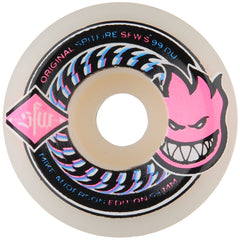 Spitfire Anderson SWF 2 - White - 54mm 99a - Skateboard Wheels (Set of 4)