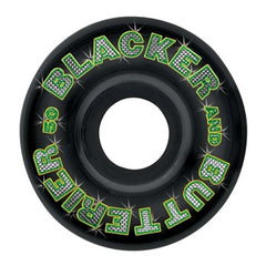 Girl Blackerer - Black - 50mm - Skateboard Wheels (Set of 4)