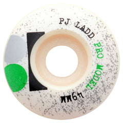 Plan B PJ Ladd OG Pro - White - 49mm - Skateboard Wheels (Set of 4)