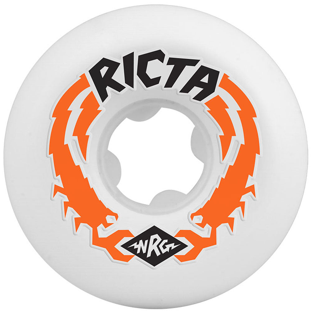 Ricta Scorpions - White - 56mm 81b - Skateboard Wheels (Set of 4)