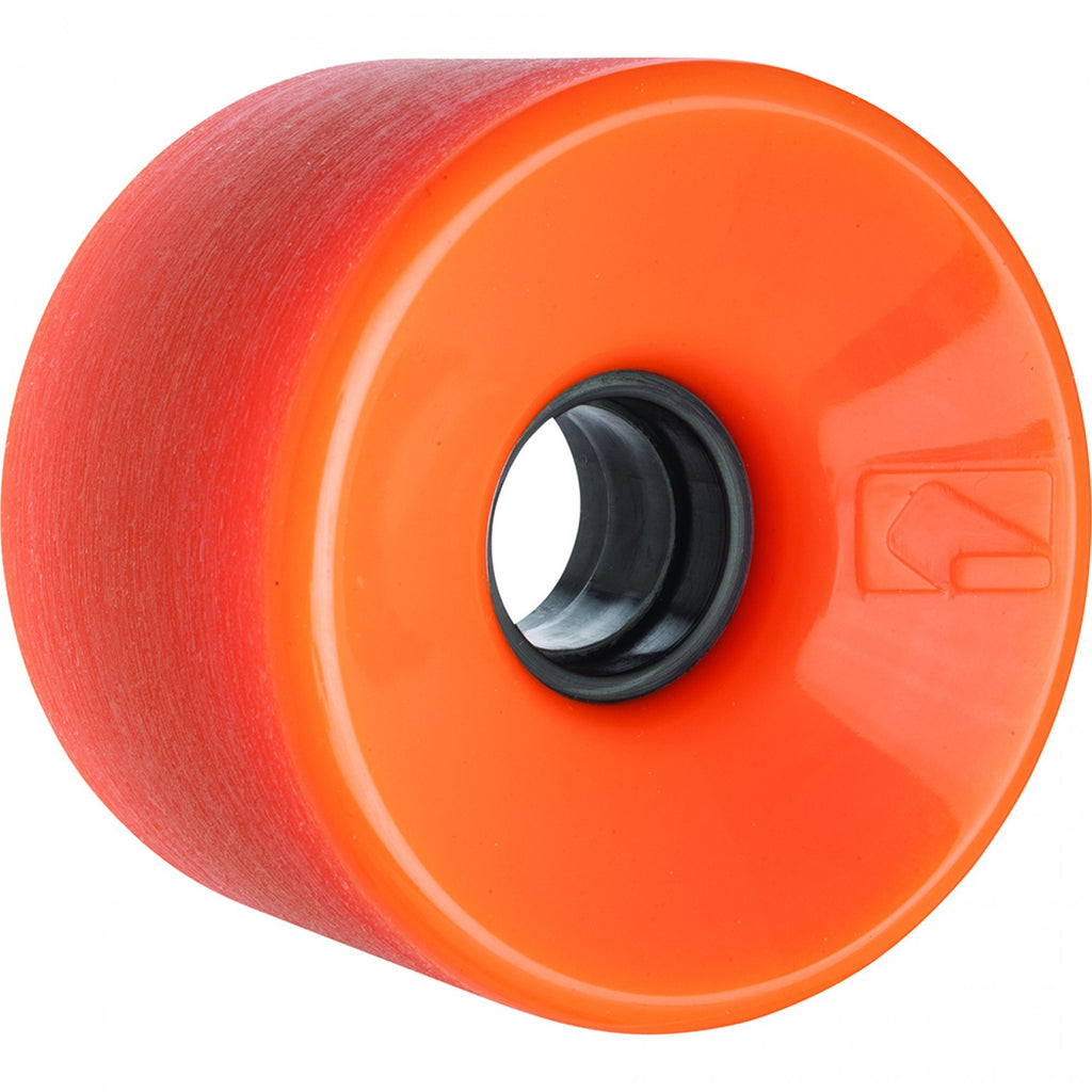 Globe G Icon - Fluoro Orange - 76mm - Skateboard Wheels (Set of 4)