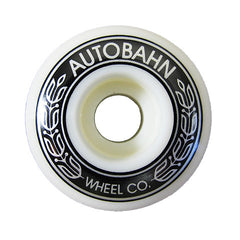 Autobahn AB-S - 52mm 99a - White - Skateboard Wheels (Set of 4)