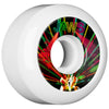 Bones STF Homoki Rave V5 - White - 53mm - Skateboard Wheels (Set of 4)