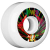 Bones STF Homoki Rave V5 - White - 55mm - Skateboard Wheels (Set of 4)