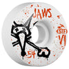 Bones STF Homoki Vato Op V1 - White - 54mm - Skateboard Wheels (Set of 4)