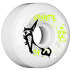 Bones STF Gravette Vato Op V5 - White - 54mm - Skateboard Wheels (Set of 4)