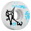 Bones STF Duncombe Vato Op V3 - White - 54mm - Skateboard Wheels (Set of 4)