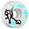 Bones STF Fernandez Vato Op V1 - White - 50mm - Skateboard Wheels (Set of 4)