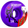 Bones STF Hoffart Prince V3 - Purple - 54mm - Skateboard Wheels (Set of 4)