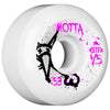 Bones STF Motta Vato Op V5 - White - 53mm - Skateboard Wheels (Set of 4)