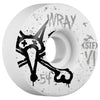 Bones STF Wray Vato Op V1 - White - 54mm - Skateboard Wheels (Set of 4)