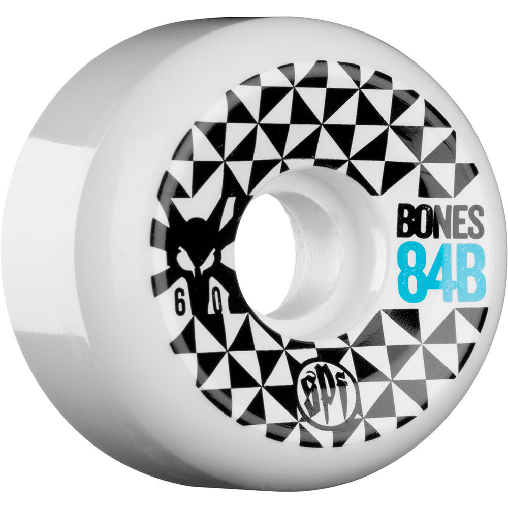 Bones SPF Trance - White - 60mm - Skateboard Wheels (Set of 4)