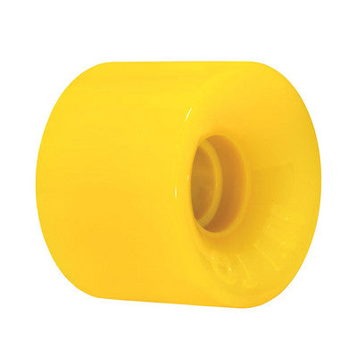 OJ Hot Juice Mini - Yellow - 55mm 78a - Skateboard Wheels (Set of 4)