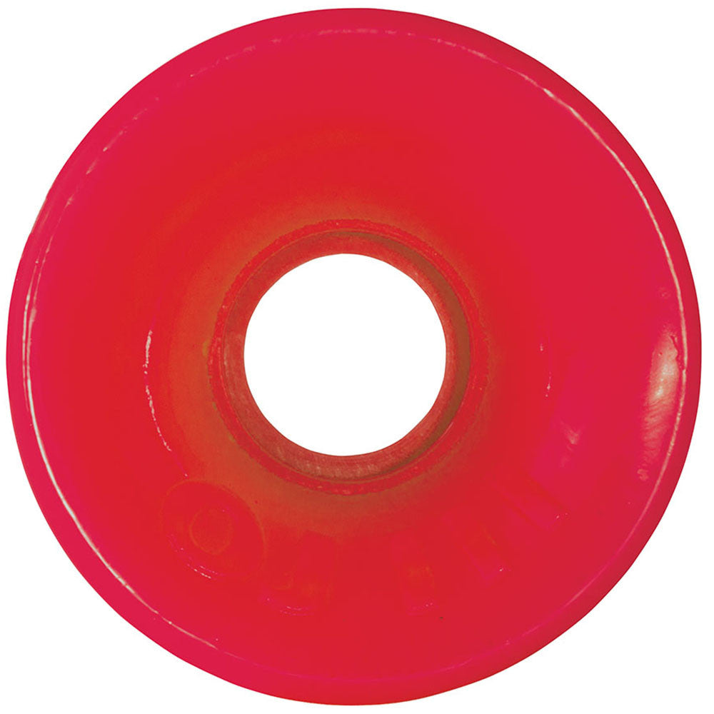 OJ Hot Juice - Red - 60mm 78a - Skateboard Wheels (Set of 4)