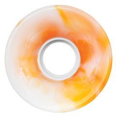OJ Hot Juice - 60mm 78a - Orange/White - Skateboard Wheels (Set of 4)