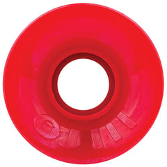 OJ Hot Juice Mini - 55mm 78a - Red - Skateboard Wheels (Set of 4)