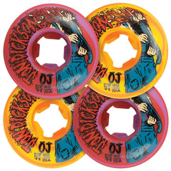 OJ Dickson Last Thoughts EZ Edge - 53mm 101a - Multi - Skateboard Wheels (Set of 4)