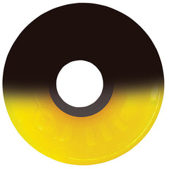 OJ Hot Juice Mini - 55mm 78a - 50/50 Yellow/Black - Skateboard Wheels (Set of 4)