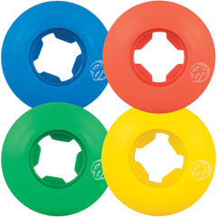 OJ Color Berries Recuts - 42mm 101a - Multi - Skateboard Wheels (Set of 4)