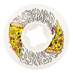 OJ Kremer Krust Insanethane EZ Edge - 54mm 101a - White - Skateboard Wheels (Set of 4)