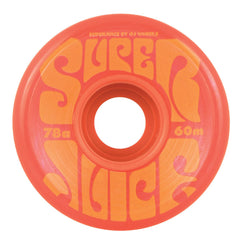 OJ Super Juice - 60mm 78a - Red - Skateboard Wheels (Set of 4)