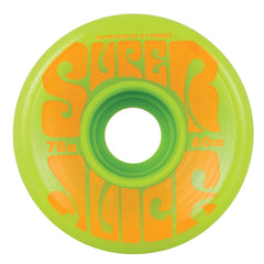 OJ Super Juice - 60mm 78a - Green - Skateboard Wheels (Set of 4)