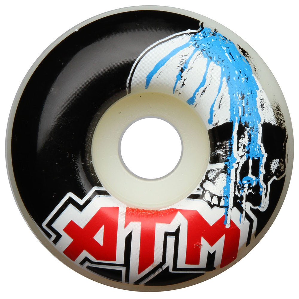 ATM Runoff PP - White - 54mm - Skateboard Wheels (Set of 4)