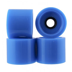 Cadillac Cruzer - Neon Blue - 70mm - Skateboard Wheels (Set of 4)