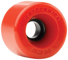 Kryptonics Star Trac - Red - 60mm - Skateboard Wheels (Set of 4)