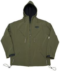 BT 2011 Soft Shell Hoodie - Olive