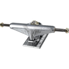 Venture Polished V-Hollow Light High - Silver/Silver - 5.2 - Skateboard Trucks (Set of 2)