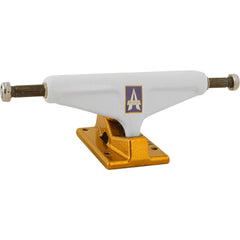 Venture Icon Low - White - 5.2 - Skateboard Trucks (Set of 2)