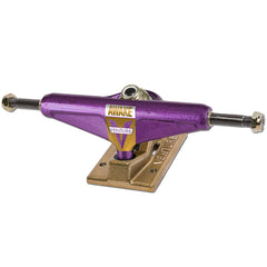 Venture OG Awake High - Purple/Gold - 5.0 - Skateboard Trucks (Set of 2)
