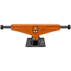 Venture Icon V-Hollow Low - Orange/Black - 5.0- Skateboard Trucks (Set of 2)