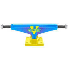Venture Get Rad Low - Blue/Yellow - 5.2 - Skateboard Trucks (Set of 2)