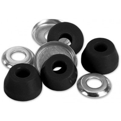 Independent Genuine Parts Low Cushions - Black - Hard 96a - Skateboard Bushings (4 PC)