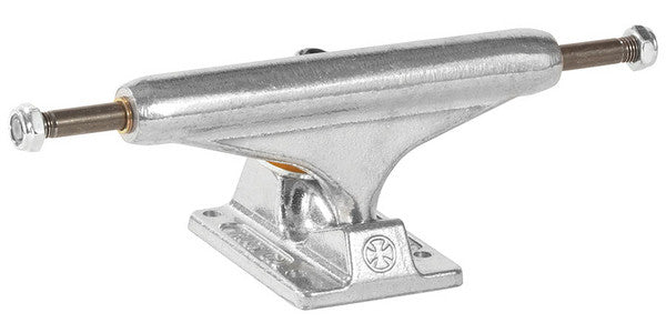 Independent 139 Stage 11 Standard - Silver/Silver - 137mm - Skateboard Trucks (Set of 2)