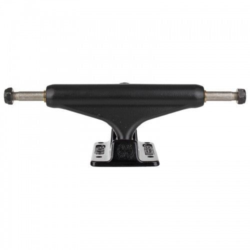 Independent 149 Stage 10 Forged Baseplate - Black/Black - 150mm - Skateboard Trucks (Set of 2)