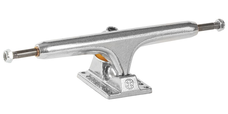 Independent 215 Stage 11 Standard - Silver/Silver - 183mm - Skateboard Trucks (Set of 2)