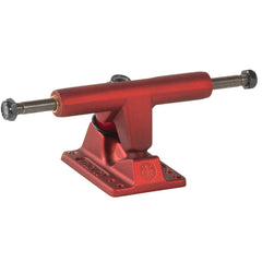 Independent 109 Stage 11 T-Hanger Ano Series - Oxblood Red - 109mm - Skateboard Trucks (Set of 2)