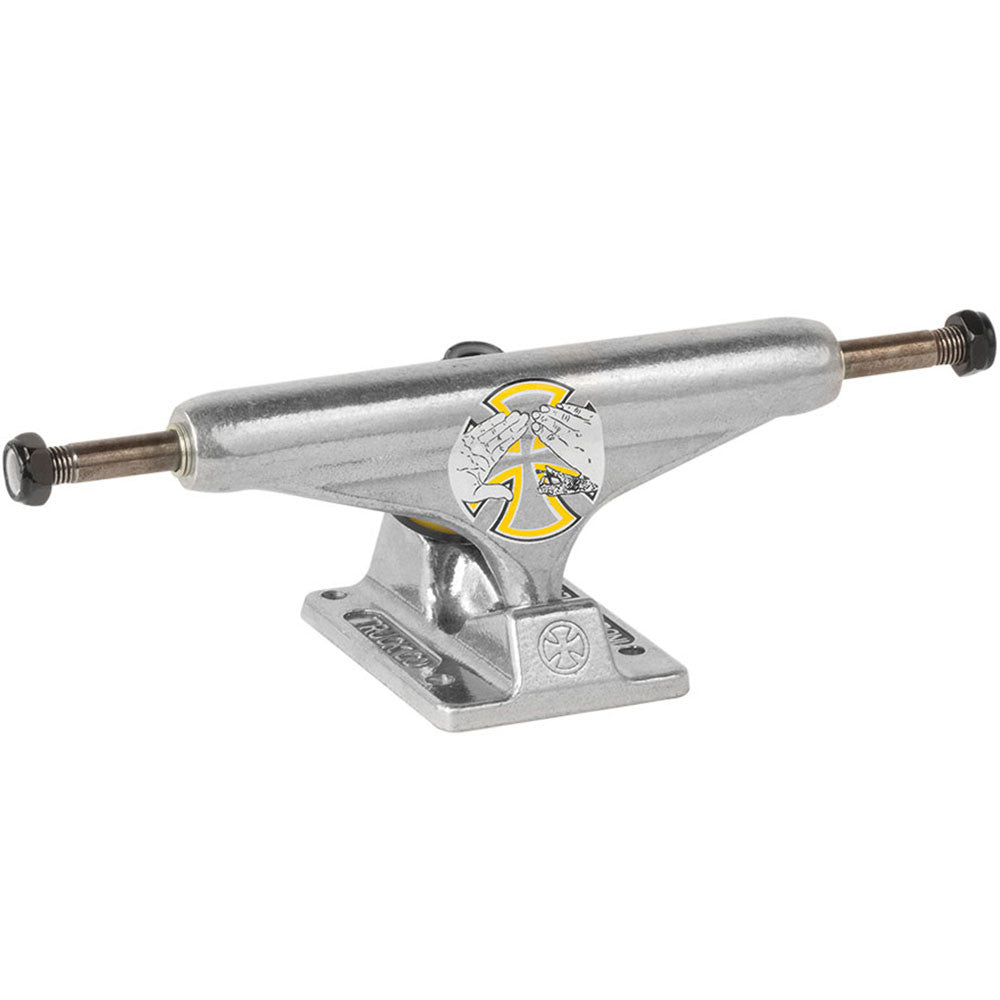Independent 149 Stage 11 Salazar Doomsayers Standard - Silver/Silver - Skateboard Trucks (Set of 2)