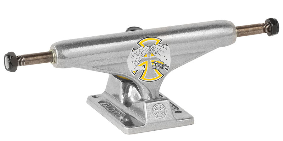 Independent 159 Stage 11 Salazar Doomsayers Standard - Silver/Silver - Skateboard Trucks (Set of 2)
