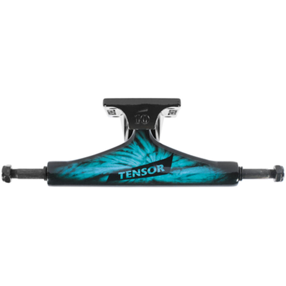 Tensor Aluminum Regular Tens Tie Dye - Tie-Dye/Blue - 5.75in - Skateboard Trucks (Set of 2)