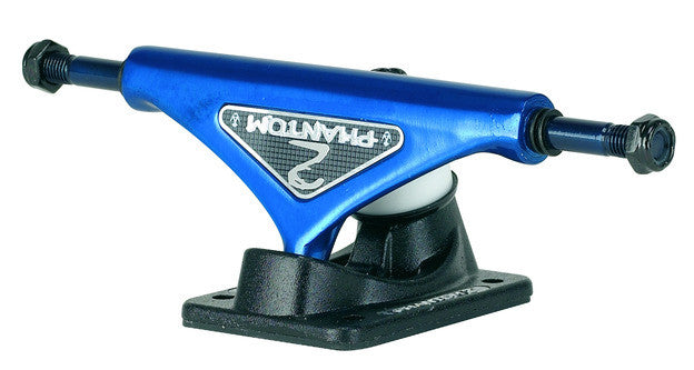 Phantom 2 - Metallic Blue - 7.75in - Skateboard Trucks (Set of 2)