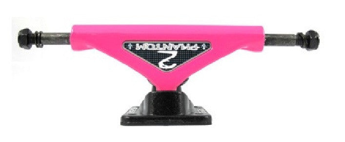 Phantom 2 - Pink - 7.5in - Skateboard Trucks (Set of 2)