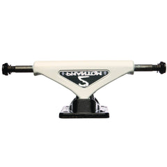 Phantom 2 - White - 7.0in - Skateboard Trucks (Set of 2)