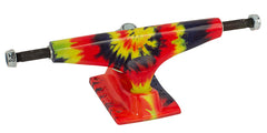 Krux 4.0 Tyedye Tall - Tie Dye - 5.35in - Skateboard Trucks (Set of 2)